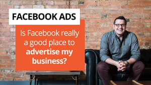 Facebook ads for business